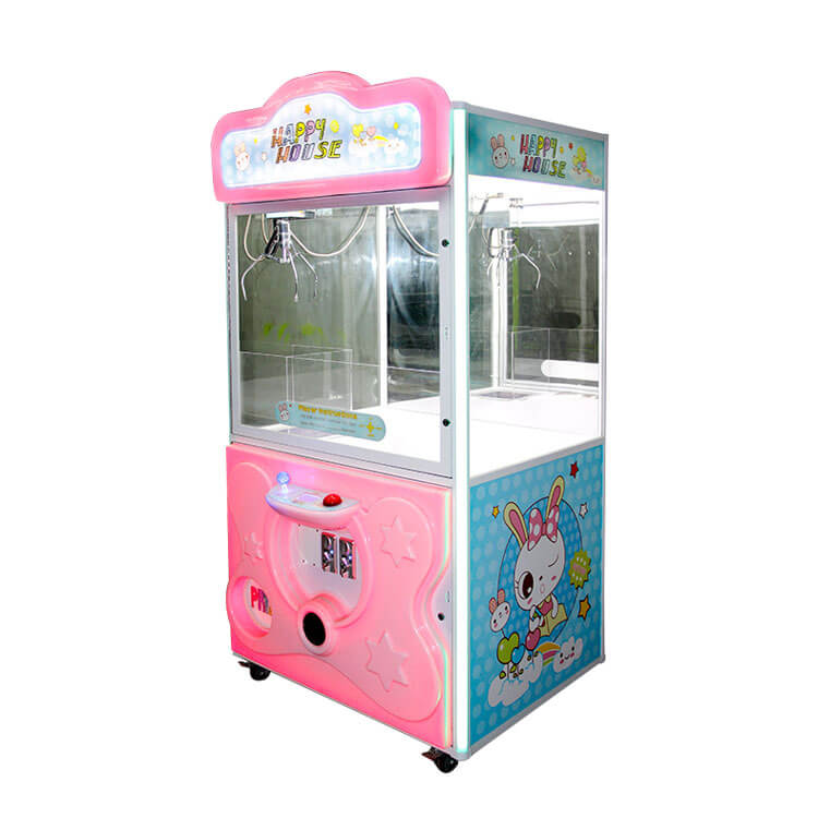 "42"" Happy House NF-P15A Toy Crane Claw Machine For Sale"