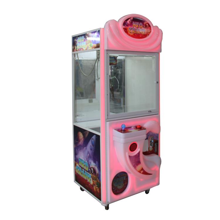Crane Claw Machine Manufacturer | Toy Crane Vending Machine Factory