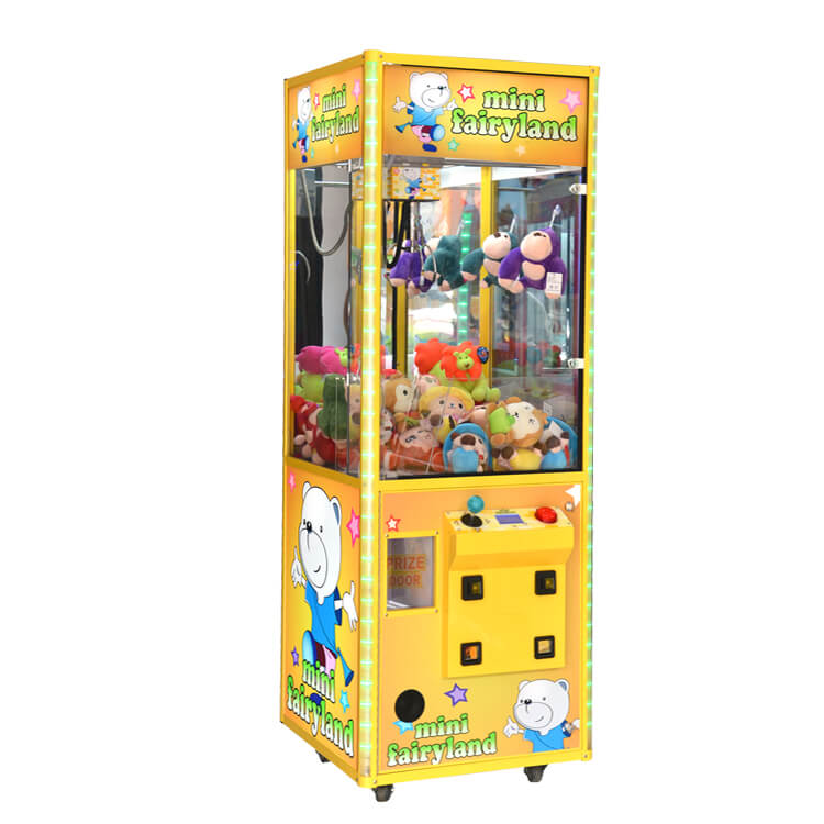 Mini Crane Vending Machine|Super Mini Toy Crane Machine