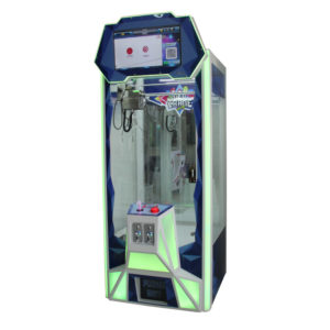toy crane claw machine