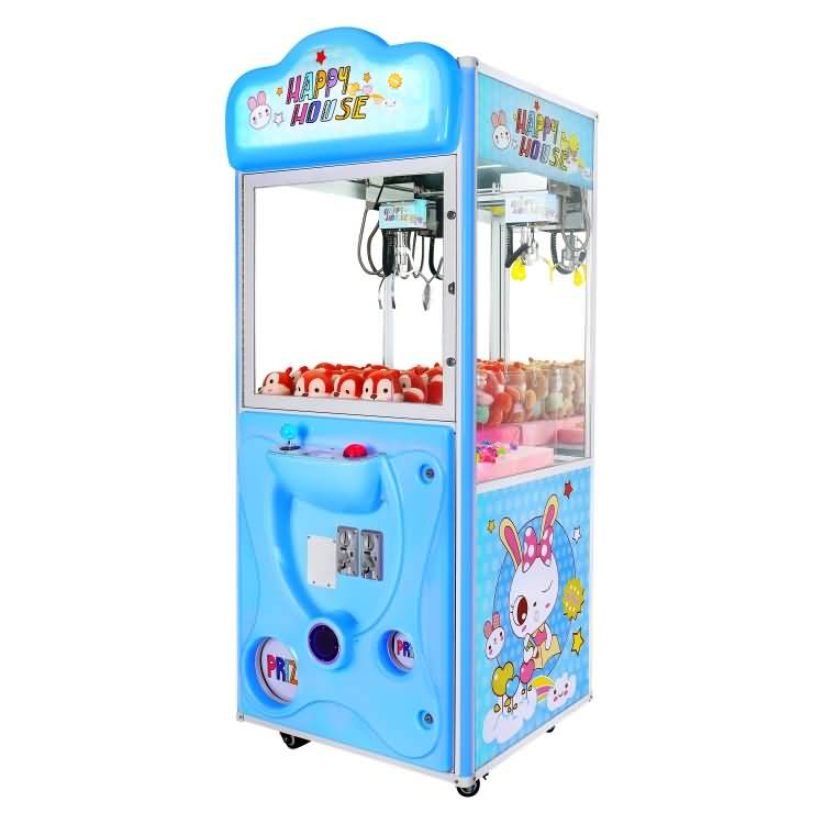 Claw Toy Game Machine | Amusement Double Crane Machine