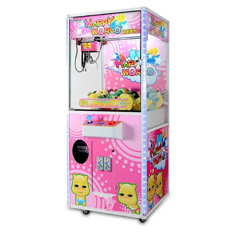 Claw Crane Vending Machines| Toy Claw Game Machine