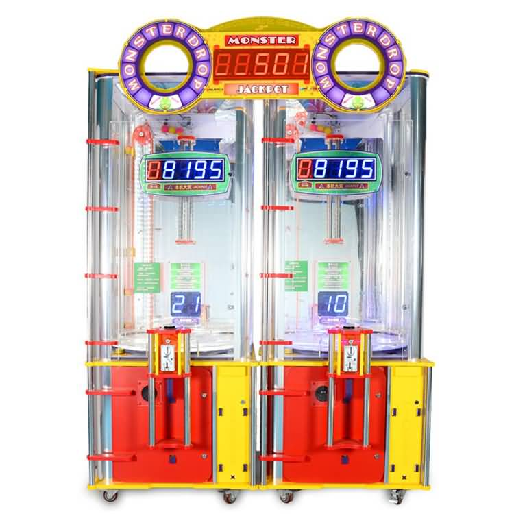 Monstor Drop NF-R35 Redemption Game Machine