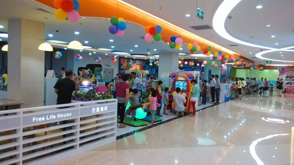 Indoor Playground Equipment Prices Factory