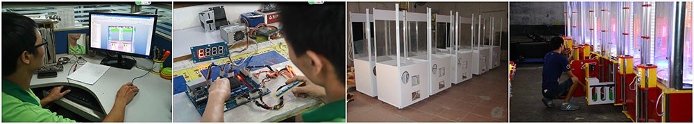 Amusement Machinery Manufacturer