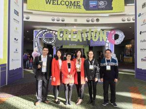 NEOFUNS in IAAPA Attractions Expo 2017
