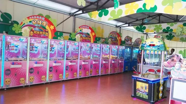 prize claw machine ;prize claw games manufacturer
