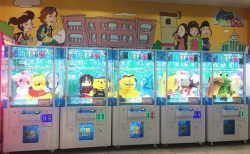 How to operate the prize vending machine business?