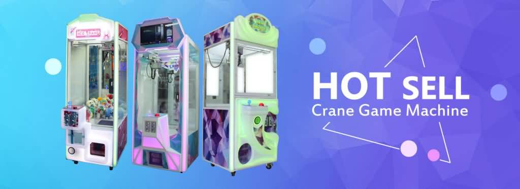 crane machines,claw machine