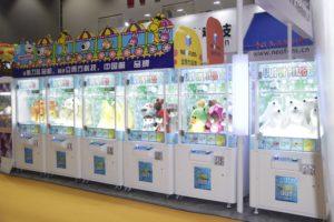 On Starting a Crane Vending Machine Business