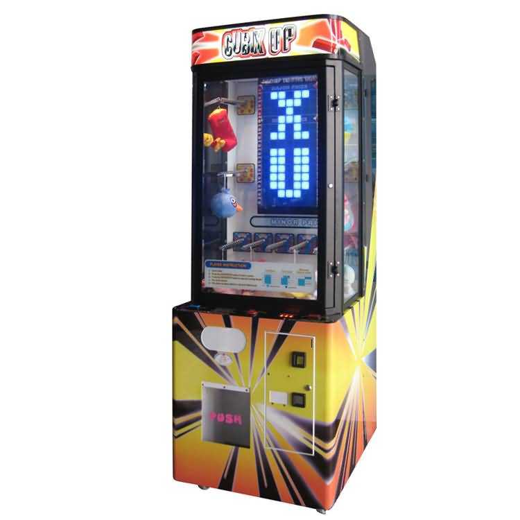 Pile Up NF-P02 Pile Up Stacker Game Machine