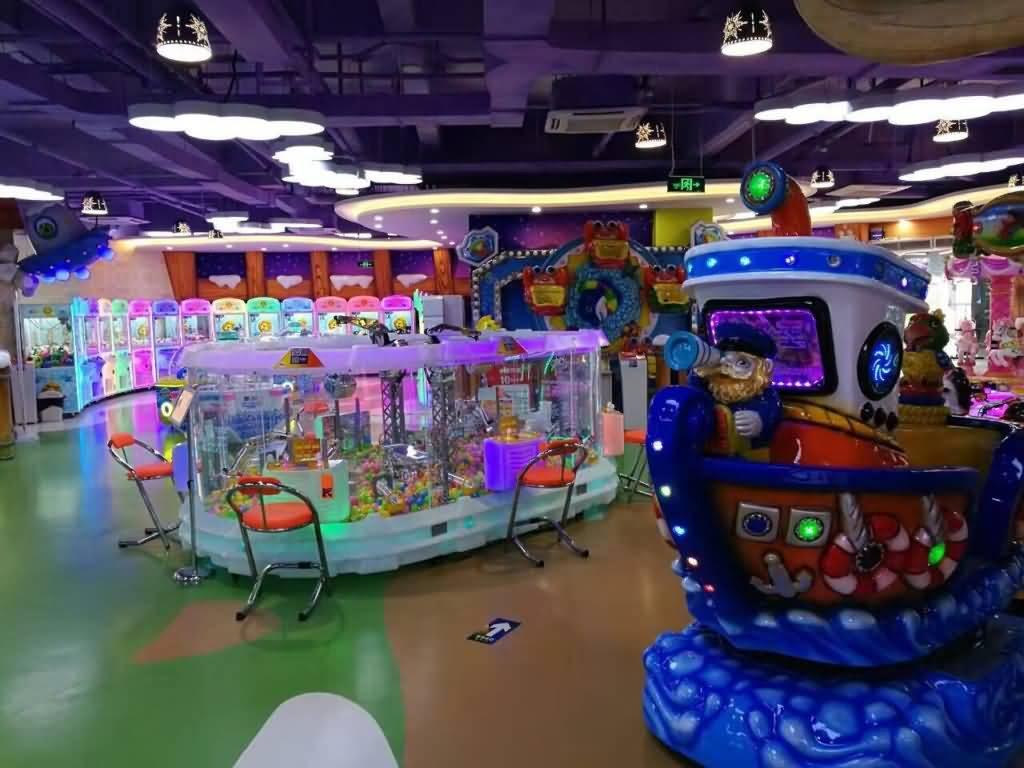 Prize Redemption Games Arcade Machine for Sale