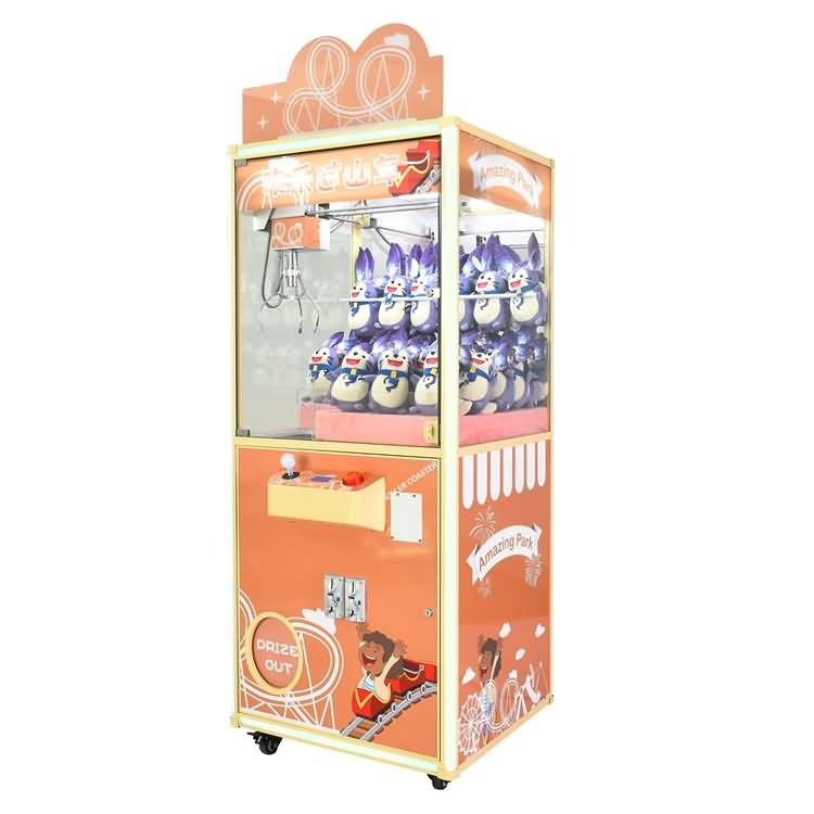Happy World D NF-P35D Prize Vending Skill Crane Machine For Sale