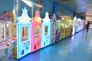 Where Excellent Location for Your Claw Crane Machines?