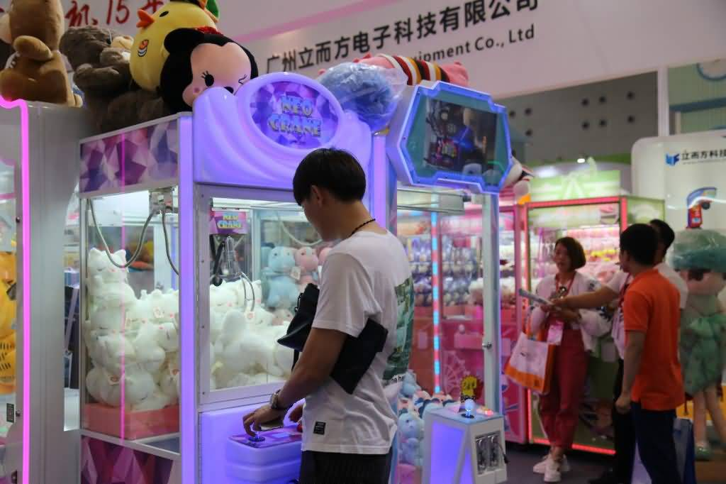 Crane Game Machine supplier