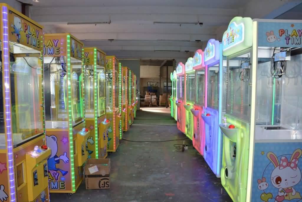 Prize Crane Game Factory