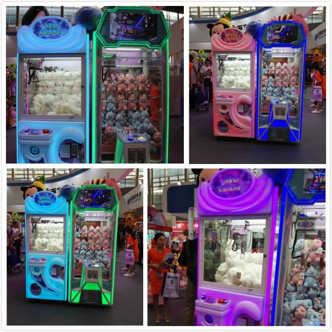 Claw Crane Arcade Machines OEM ODM