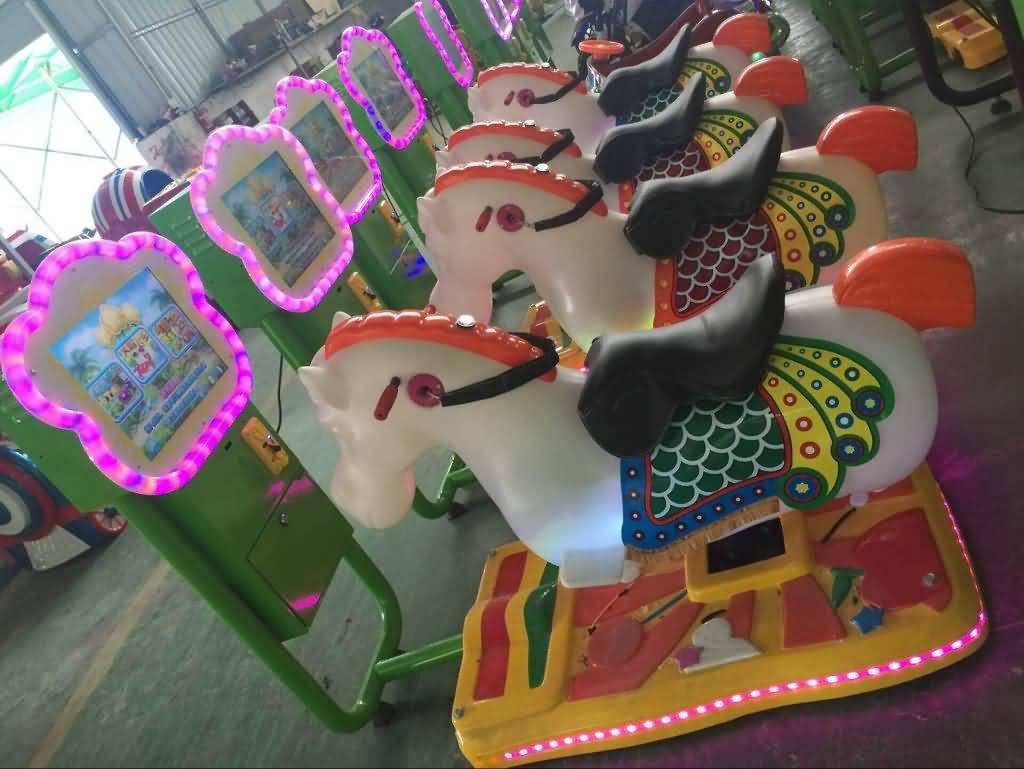 kiddie rides china