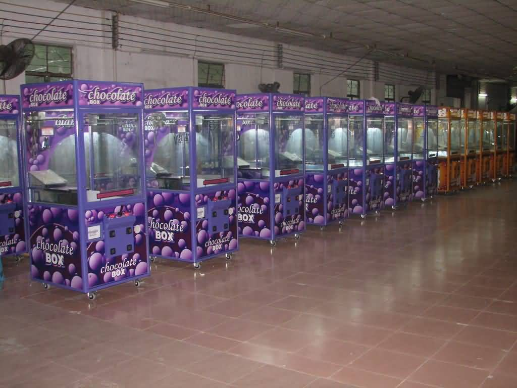 Crane Machines for Sale