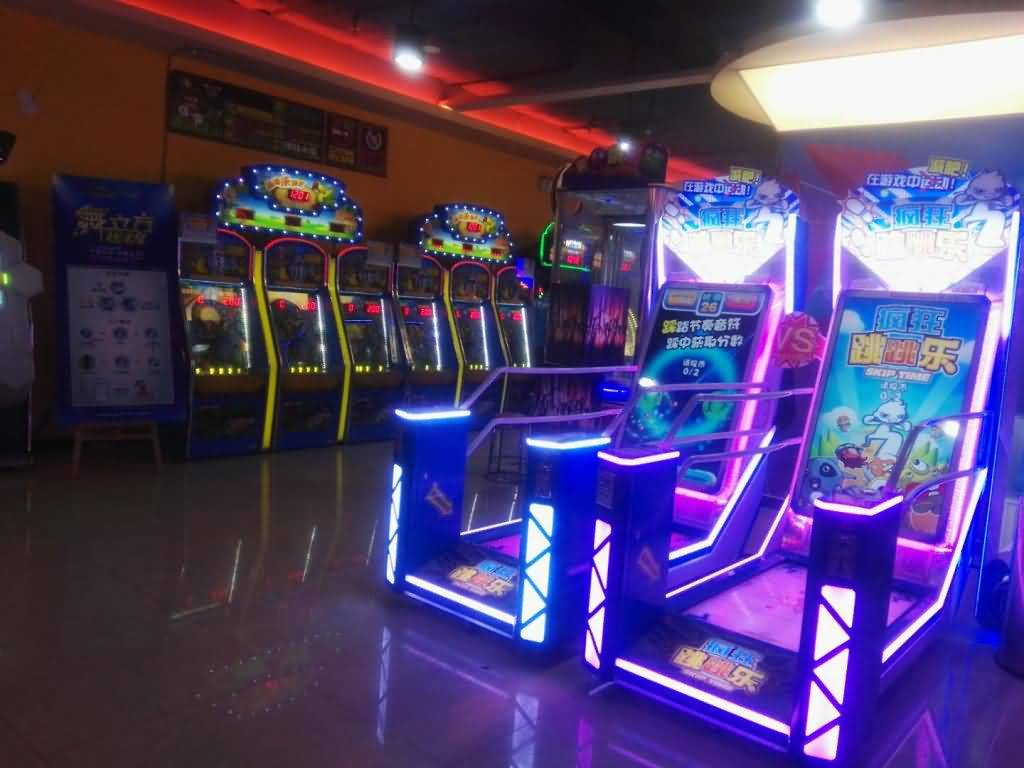 redemption game machine for sale