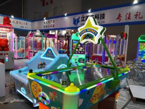 Neofuns Amusement in GTI Asia China Expo 2018