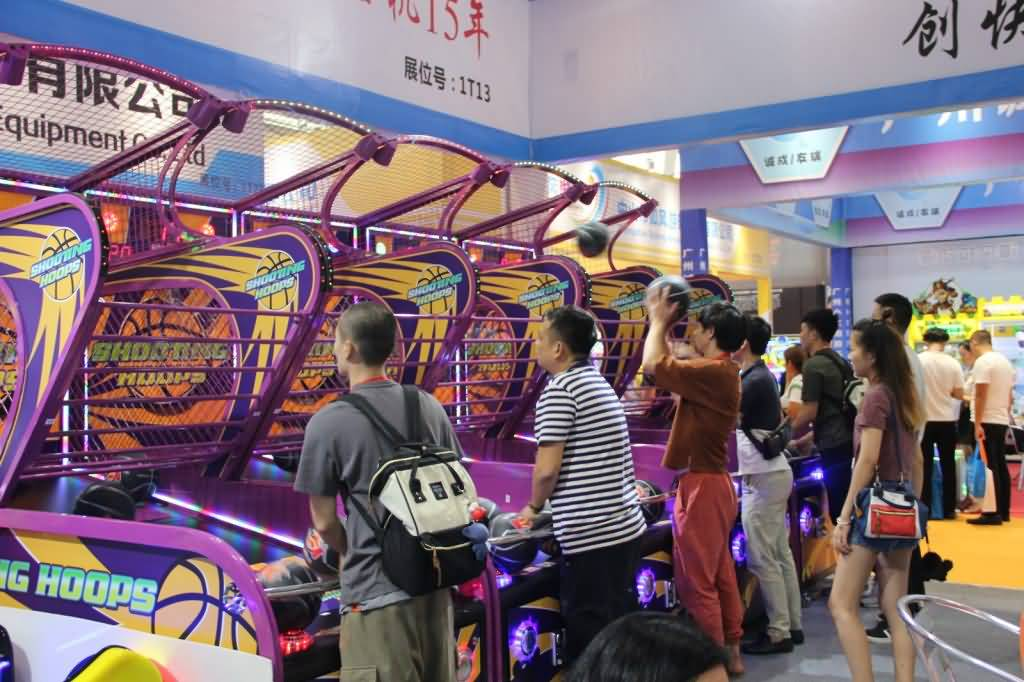 Street Amusement Game