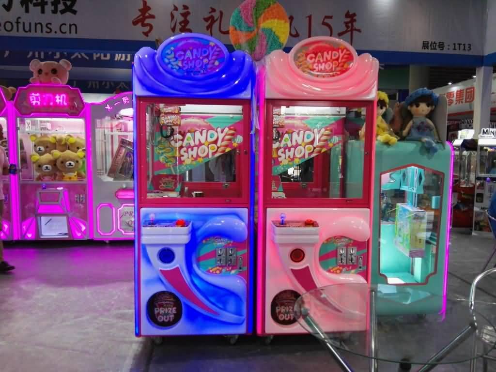 new candy game machine cheap