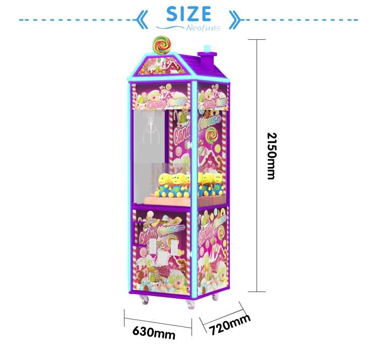 mini candy crane machine for sale