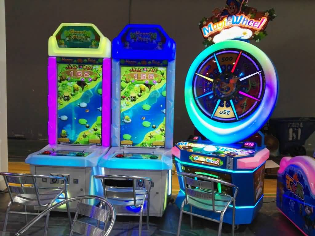 arcade ticket game machine