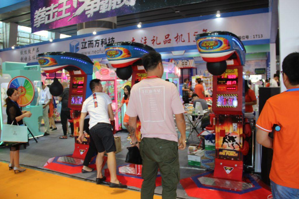 Arcade Games & Machines Business