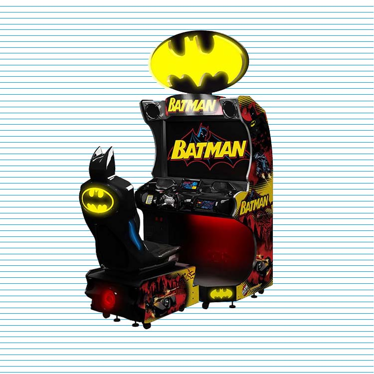 Batman Racing Arcade Machine