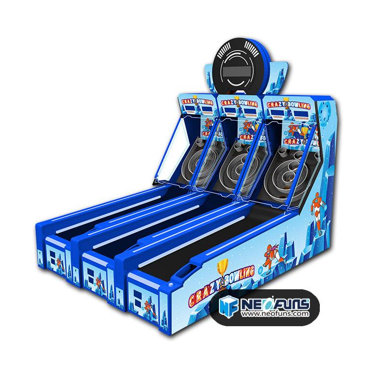 Crazy Skee Ball Machine - Neofuns