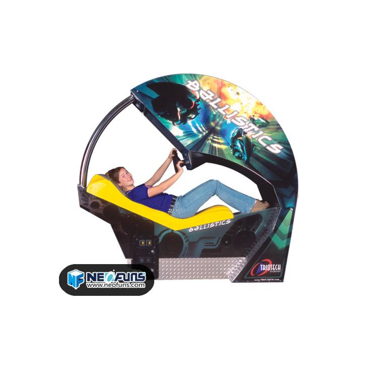 Ballistics Arcade Racing Game