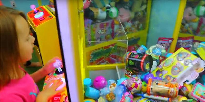 children's mini claw machine