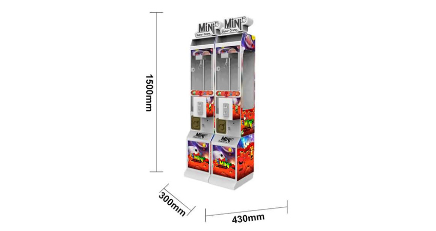 mini claw machine for sale