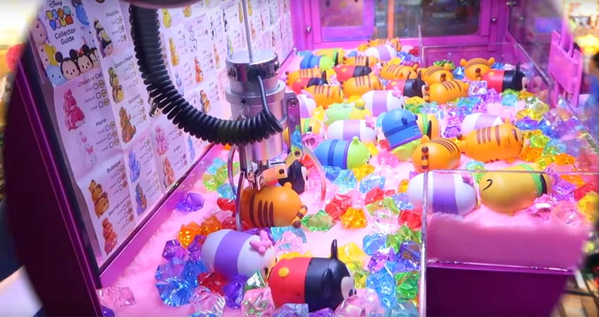 Everything you need to know about a Claw Machine