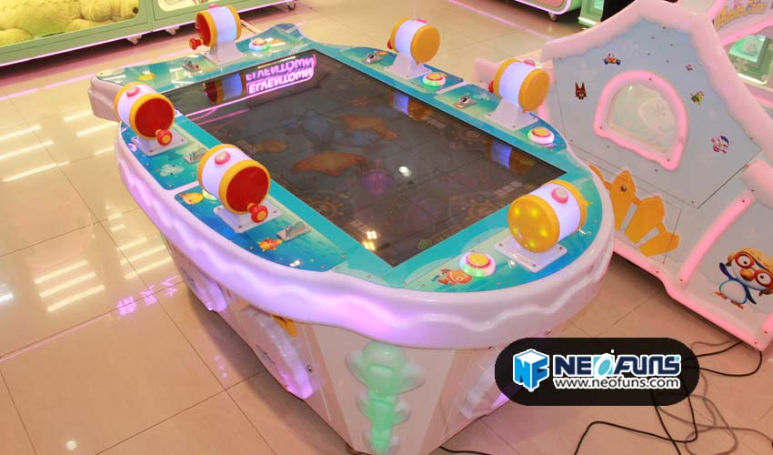 finding nemo fishing game machine2