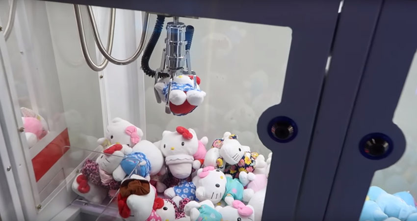 why claw machine so hard
