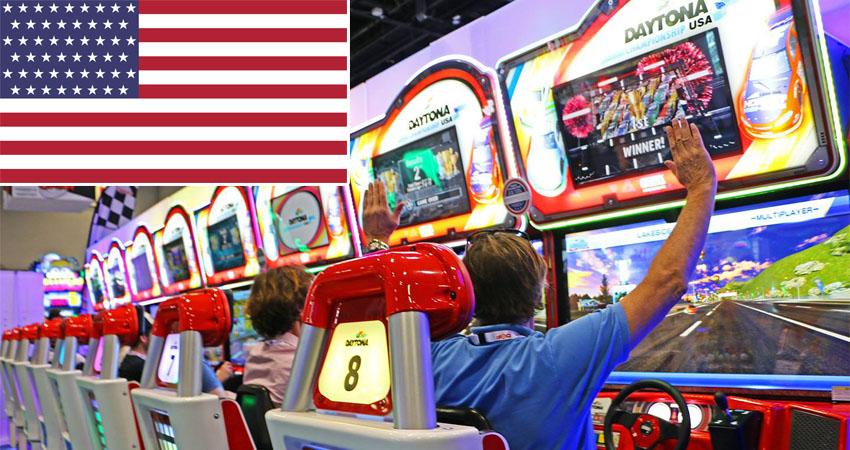 arcade center in usa