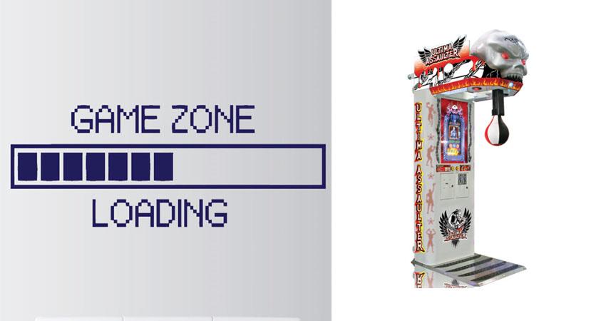 homegameroom boxing arcade machine
