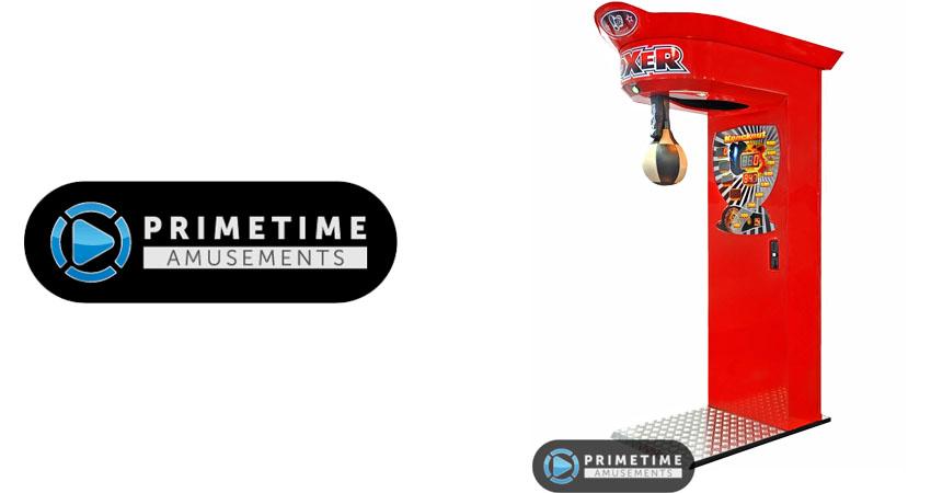 primetime boxing arcade machine