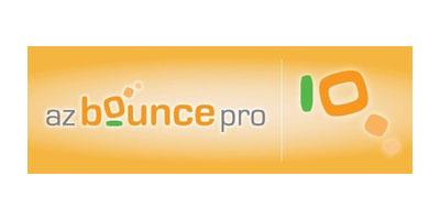 Az Bounce Pro logo