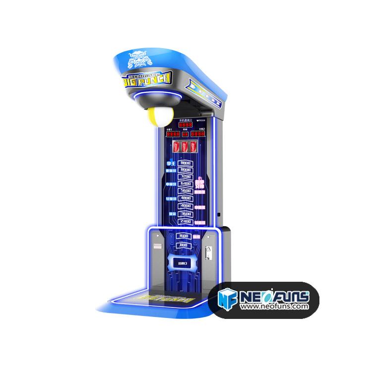 Dragon Fist 3 Boxing Arcade Machine