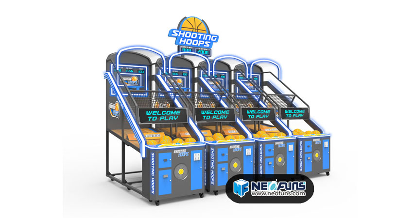 Kuroko's Basketball Arcade Game Machine