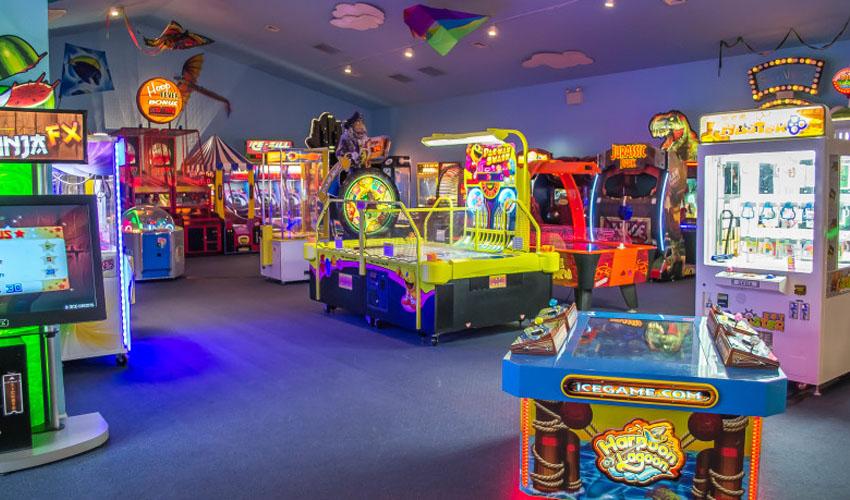 Martone amusement arcade 1