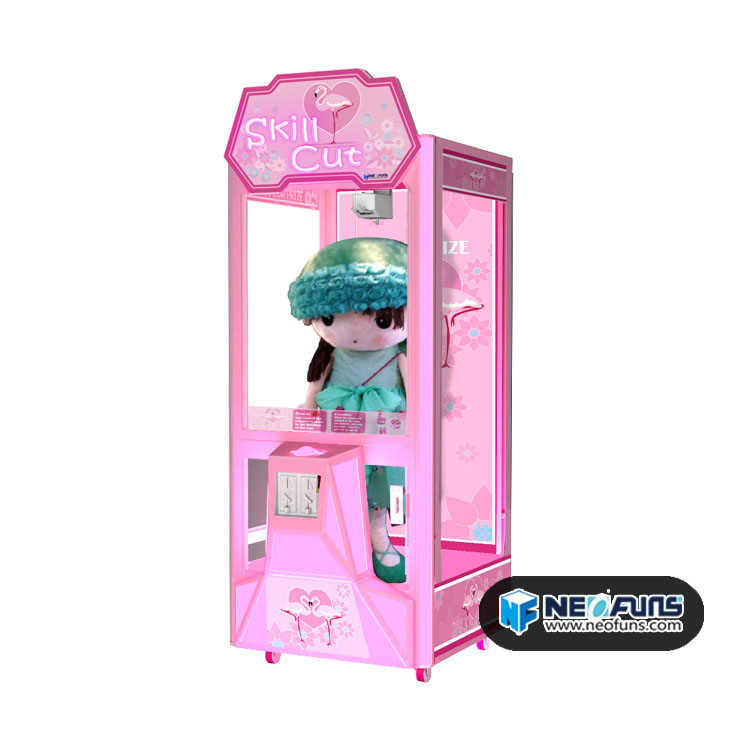 Skill Cut Prize Vending Machine | Barber Cut Arcade Games