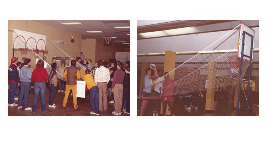 basketball arcade machine history
