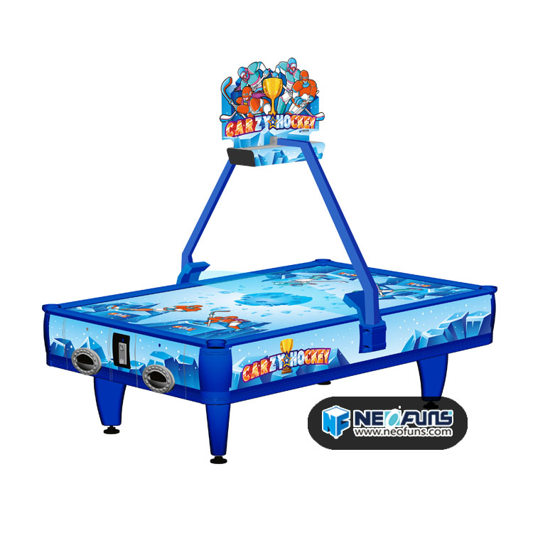 Crazy Hockey | Air Hockey Arcade Machine