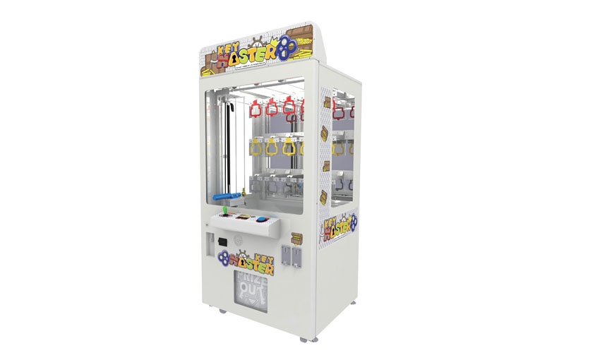 key master prize vending machine