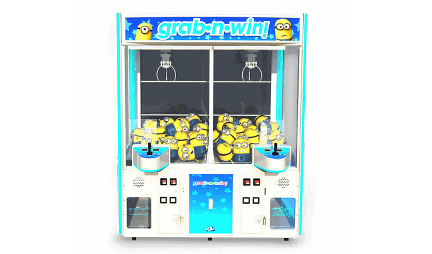 the Grab N' Win Machine